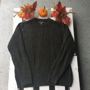 Knitted Sweater 🍂